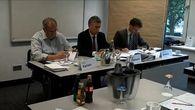 Pressekonferenz Verbandsbezirk Münster